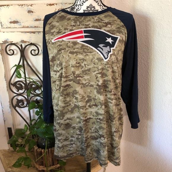 Nike Other - Nike NFL patriots logo tee shirt